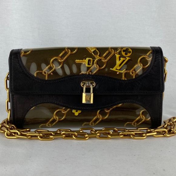 Louis Vuitton Handbags - LOUIS VUITTON Charm Pochette on Chain🌟
